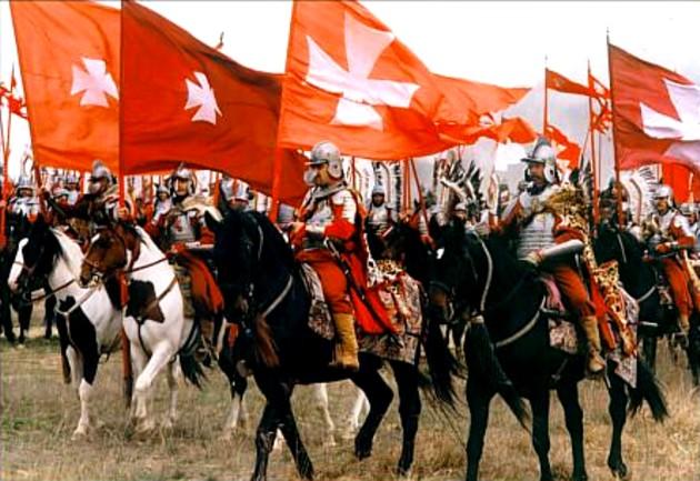 Şarja husarilor polonezi