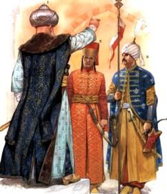 Ieniceri turci