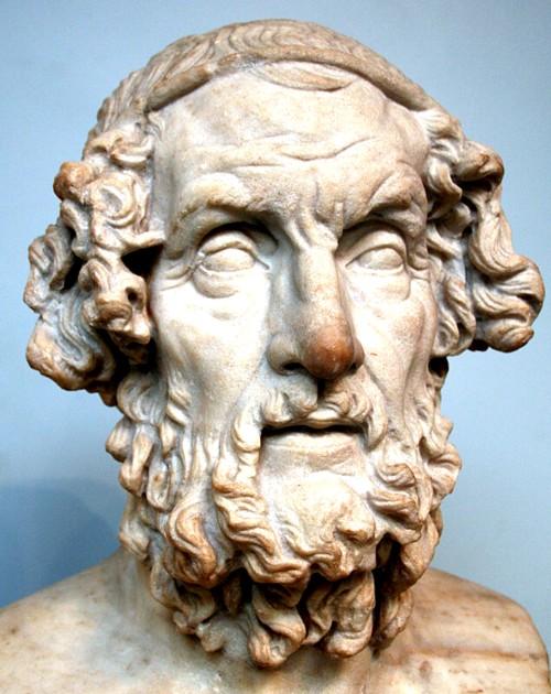 Homer, British Museum