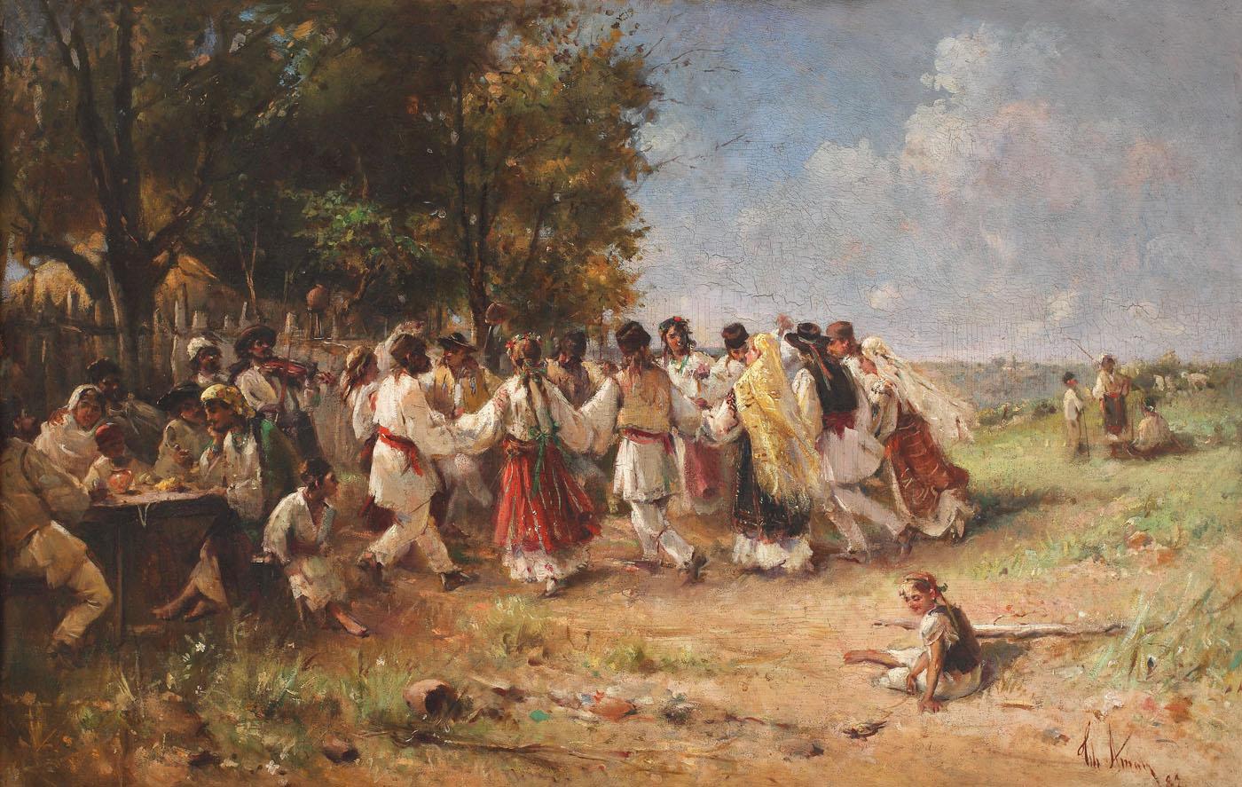 Hora-de-la-Aninoasa-Theodor-Aman