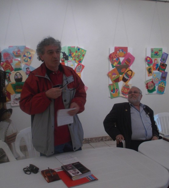 Constantin Horbovanu şi Menachem Falek