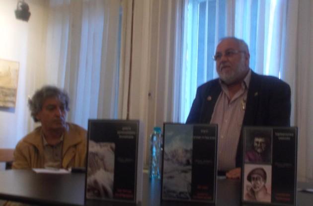 Umoristul Constantin Horbovanu şi poetul Menahem Falek sau o nobleţe comună
