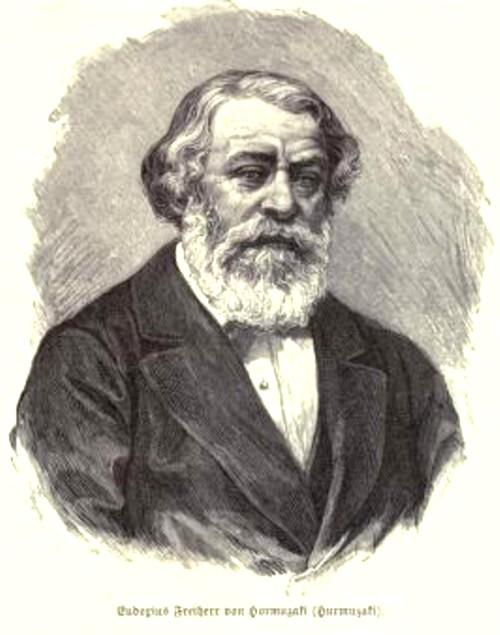 Portret de Franz Xaver Knapp