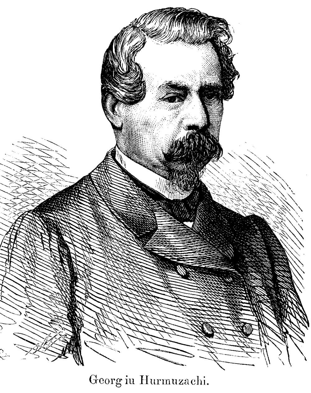 Hurmuzachi George Familia 20 din 1865