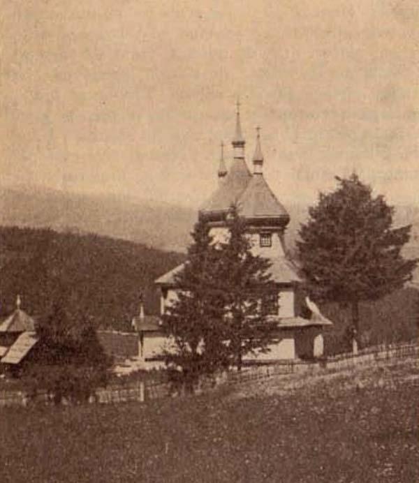 Biserica din Plosca - foto Krepler