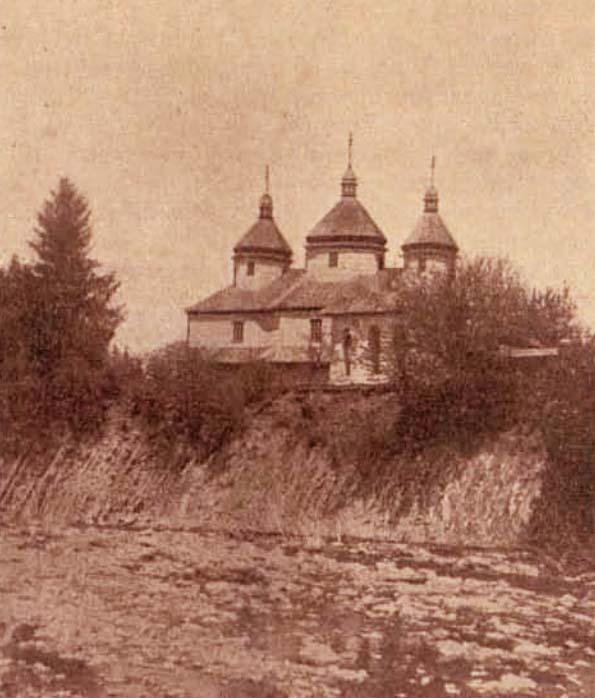 Biserica din Toraceni - foto Krepler
