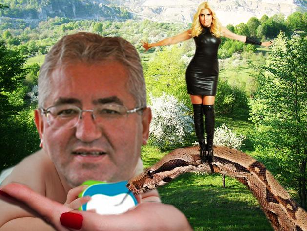 Ion Lungu: Dragă doamnă Elena, ia ispita asta de la mine, până la încheierea mandatului! După aceea, gust cu plăcere şi din pădureţ!