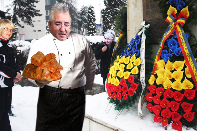 Ion Lungu: Eminescu, Eminescu, da' fărî o lecuţî di pomanî nu sî poati, dragi suceveni!