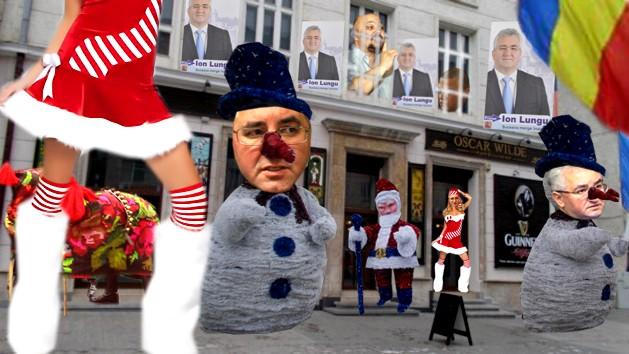 Ion Lungu: Dragii suceveni mă ştiu de om credincios şi cinstit, pe care Moş Crăciun îl dăruieşte, an de an, cu tot ceea ce are!