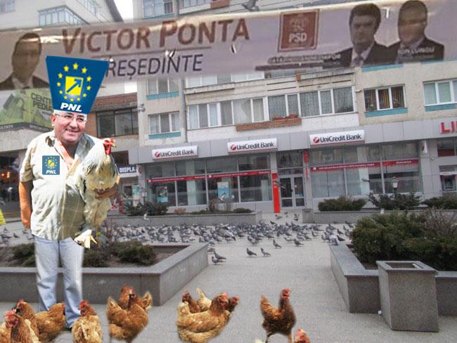 """Ion Lungu: Medicul mi-a recomandat PNL, ca să nu mă lase... """"cocoşelul""""!..."""