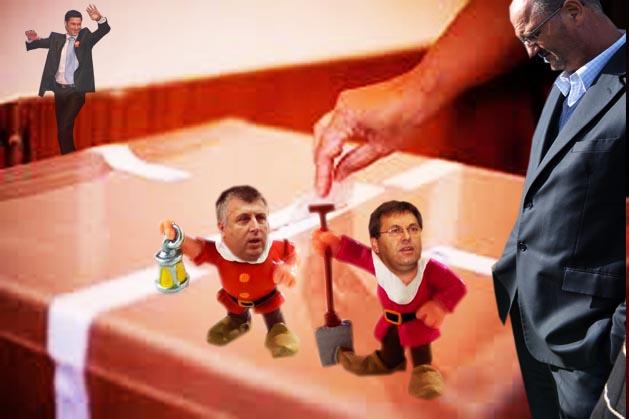 Neculai Bereanu (PSD) şi Corneliu Popovici (PMP): Recomandăm PDL-ului să retragă candidatura lui Orest Onofrei, pentru că ne-a răspuns la bineţe...