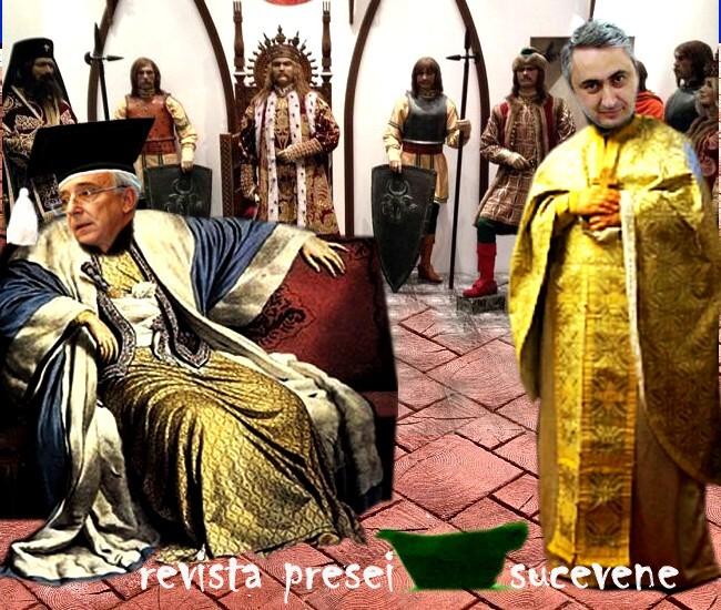 Isărescu: Kir Popa Valentin, degeaba întinzi pălăria; eu nu dau, eu doar iau banii tuturora!...