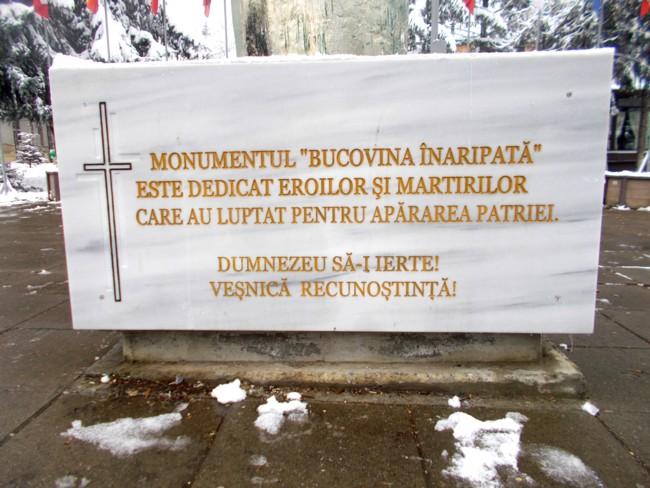Iarna Bucovina Inaripata 2 text patriotic