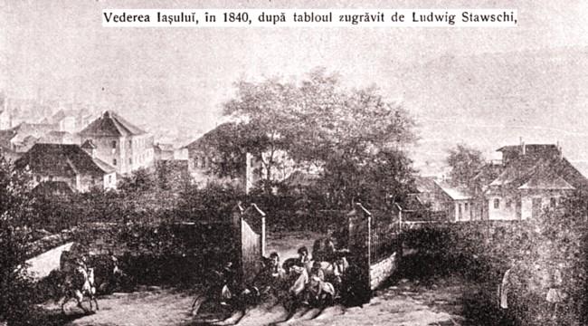 Iasi 1840 CLA 1909 p 116