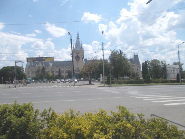 Iasi Palatul Culturii 1
