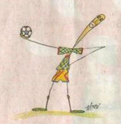 O caricatură de Radu Iaţcu