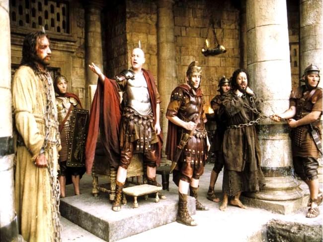 Între Iiisus şi Barabas