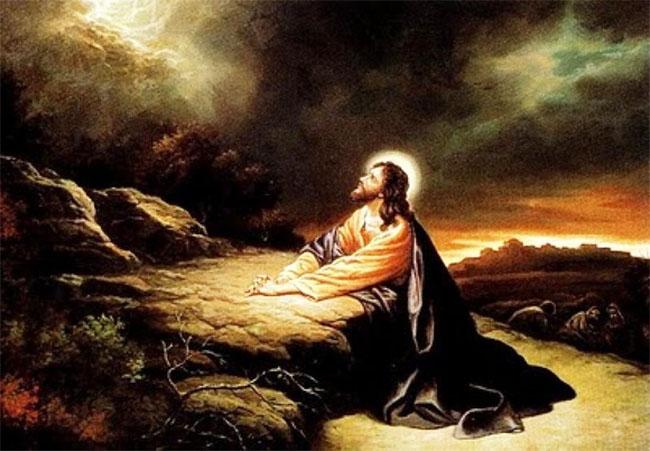 Iisus rugaciunea