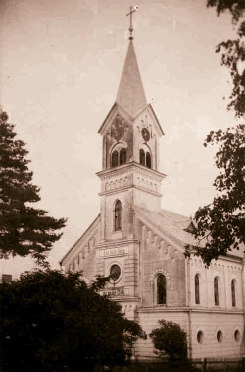 Ilişeşti, biserica romano-catolică