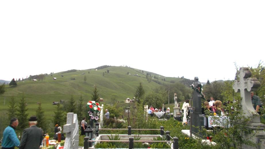 Culmea Feredeului, încă vegheată de spiritul lui Iraclie Porumbescu