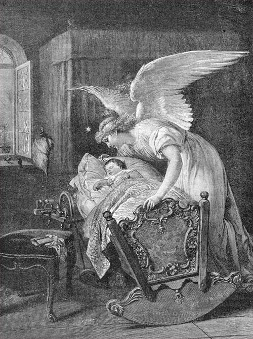Inger pazitor LUCEAFARUL 10 11 1903
