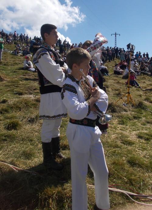 Micul mare trompetist din Poiana Ştampei