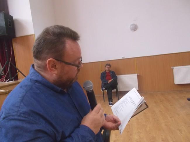 Ioan Manole la Calafindesti 2