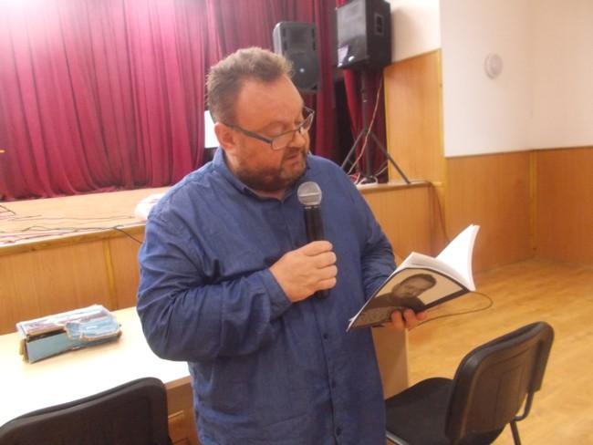 Ioan Manole la Calafindesti