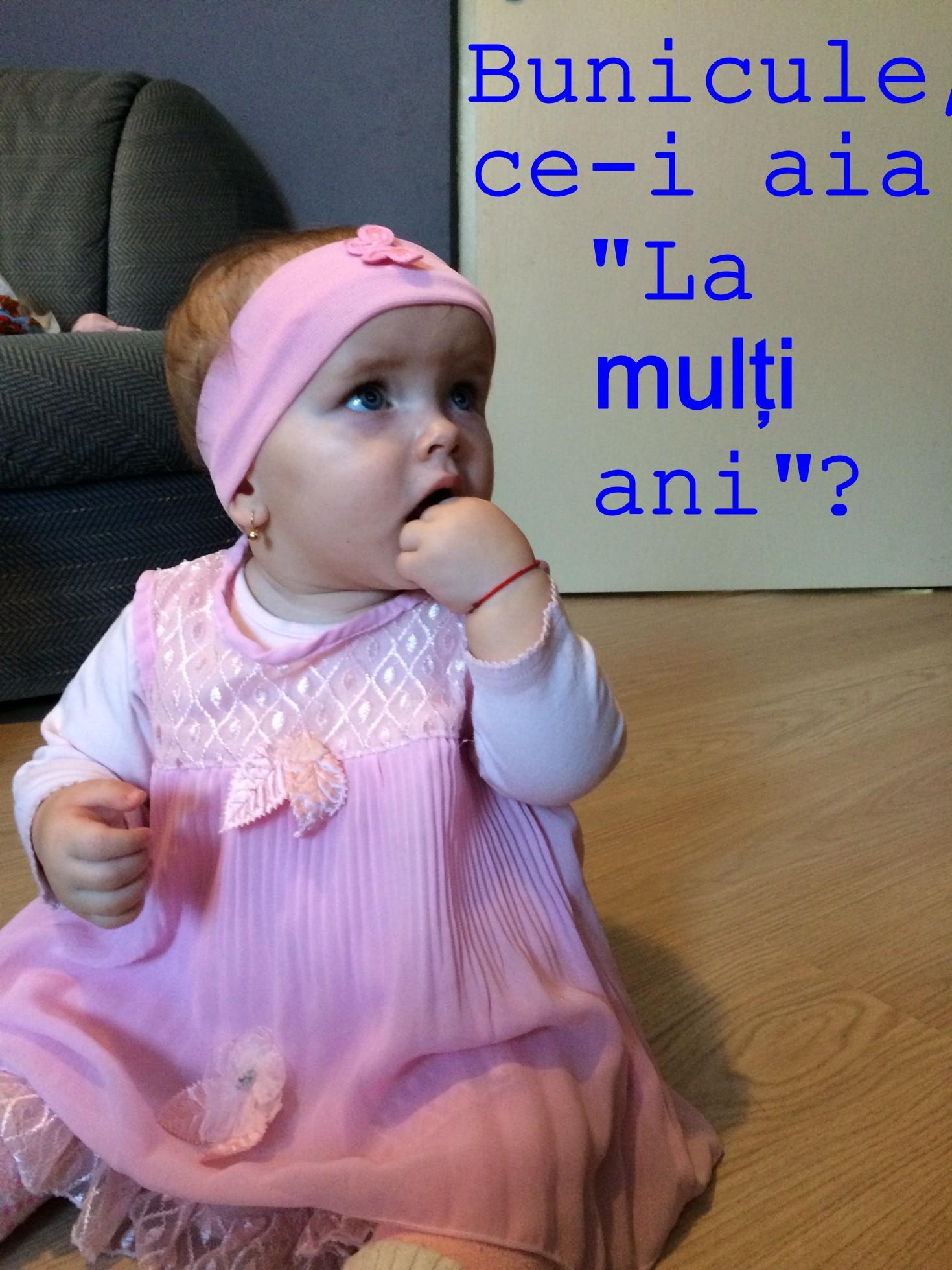 Nepoata mea, Ioana Carina