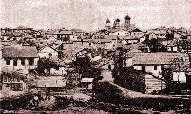 Iorga Chisinau vazut din mahala