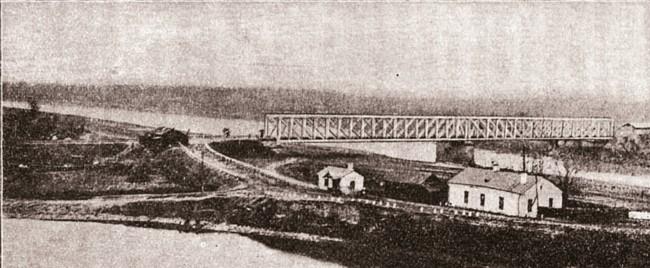 Iorga Podul de peste Prut la Ungheni