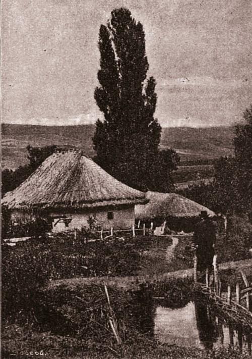 Iorga in Basarabia Sub plop