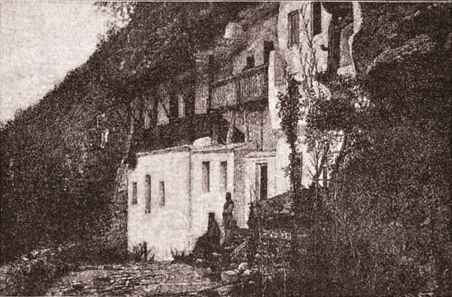 Iorga manastirea Gradistea sau Pestera