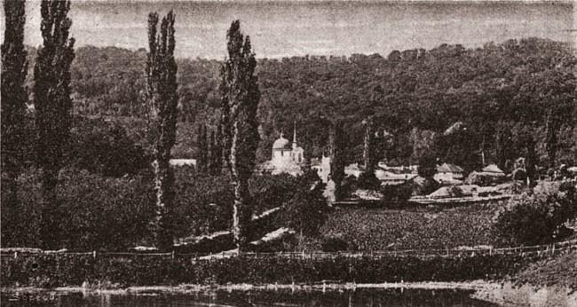 Iorga manastirea Harjauca Orhei