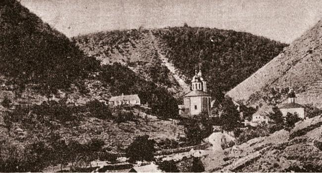 Iorga manastirea Saharneni