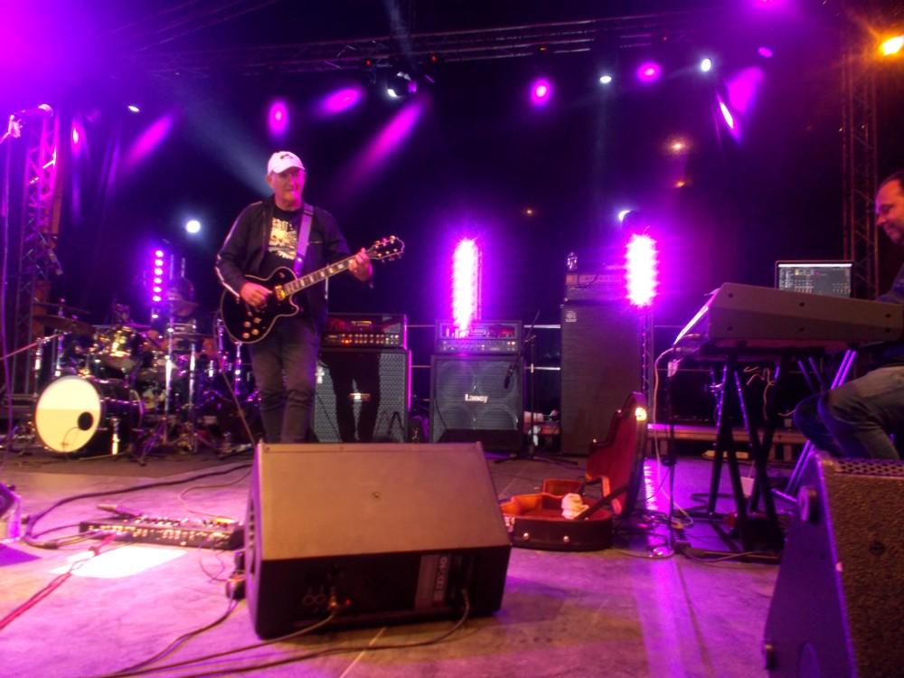 Muzica, o legendă, numită trupa lui Jan Akkerman