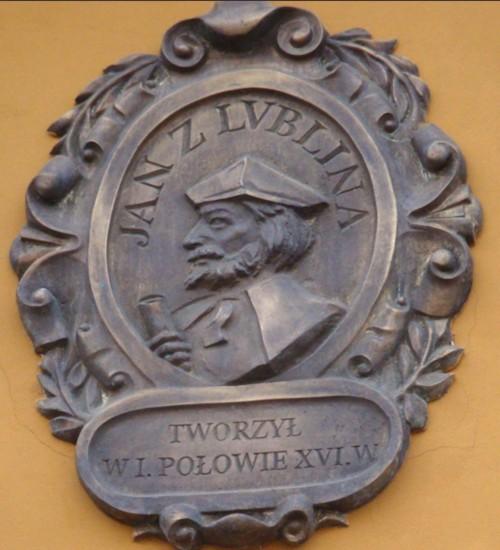 Jan z Lublina culture tabulatura organowa jana z lublina