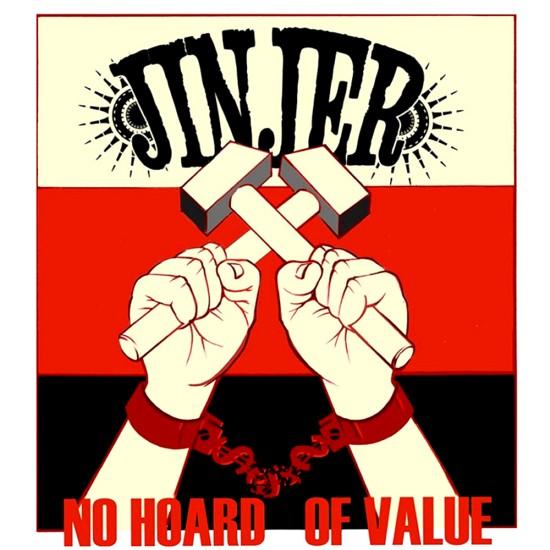 "Coperta CD single ""No Hoar Of Value"""