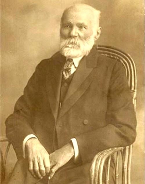 Judecătorul Nicolai Halarevici