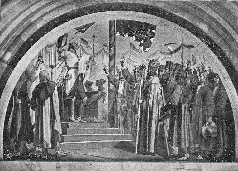 Jurământul Bucovinei, la 1777 - Viaţa Românească, X, 7/1908
