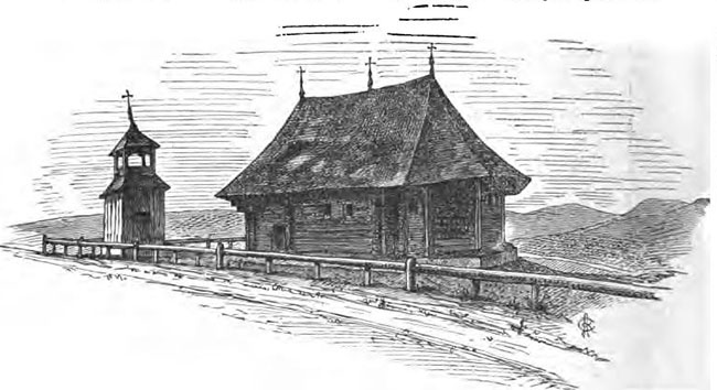 Biserica Sfintei Marii din Caliceanca