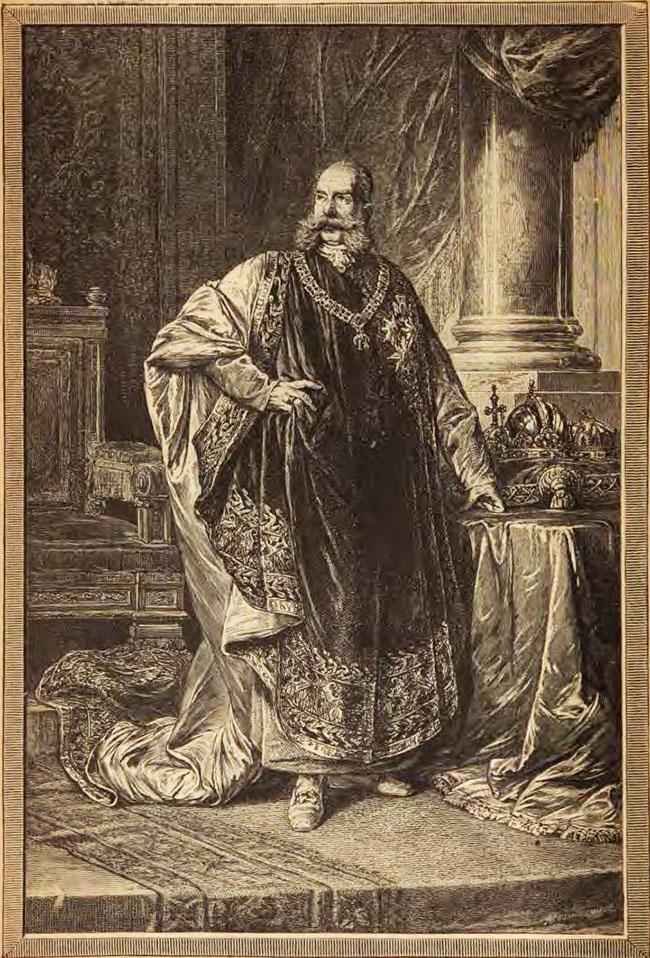 Împăratul Franz Josek I - din Raimund Friedrich Kaindl