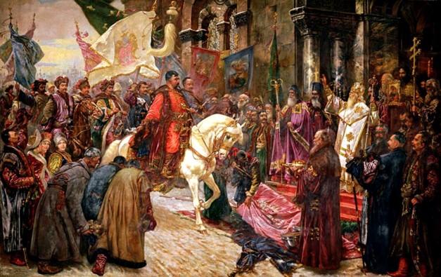Bohtan Khmelnitskz, cucerind un oraş galiţian