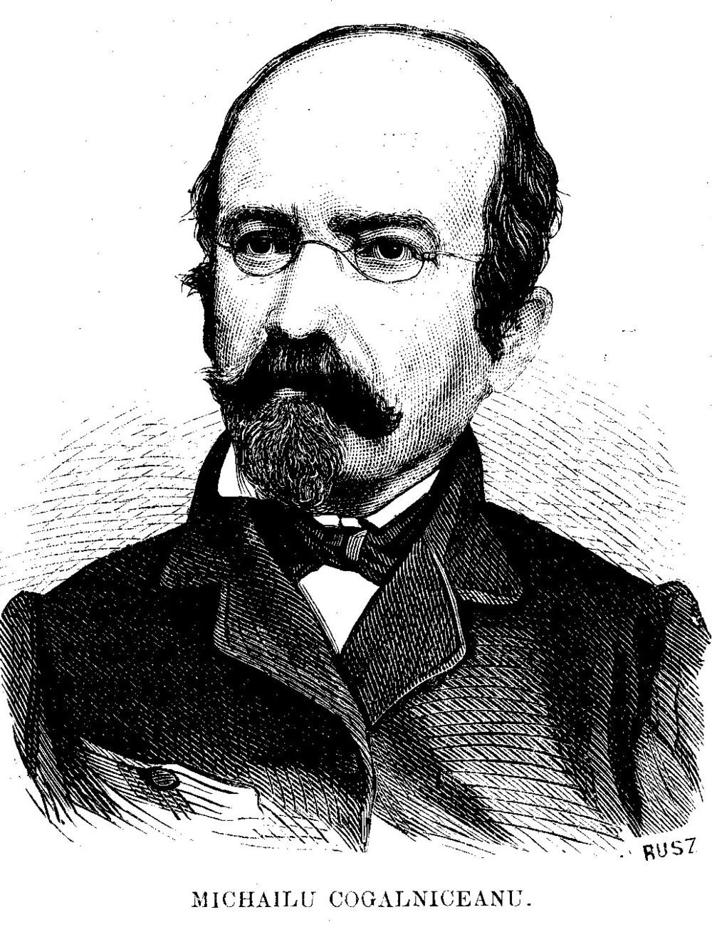 Mihail Kogălniceanu, în 1868