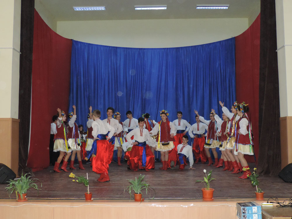 Pseudofolclor ucrainean - Kolomeica Siret
