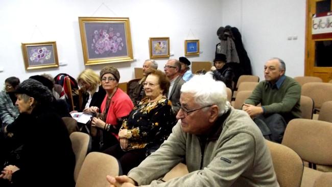 Ion Paranici, Rodica Alexandru, Ileana Paranici şi Elena Maria Cuşnir