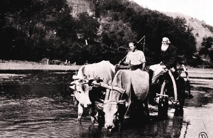 L'Art et les artistes, ianuarie 1917: Tarani români; colectia A Bellu.