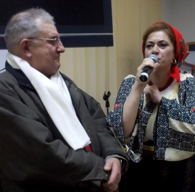 Cântă cucu-n Bucovina, cu Gabriela Teişanu şi Georgel Mihalciuc