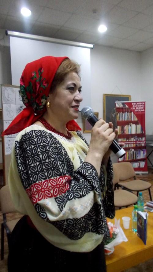Gabriela Teişanu, cu o Doină