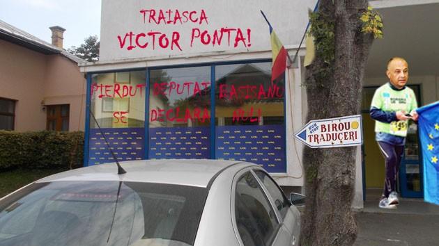 Ştefan Alexandru Băişanu: O să revin în opoziţie, dacă opoziţia va ajunge la putere!